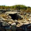 Menhir e tombe di età villanoviana all'isola d'Elba