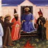 L'incontro di san Francesco e il Sultano. Anno Domini 1219.