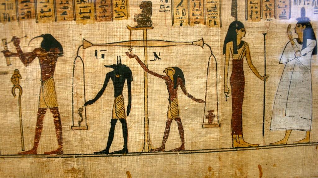 papiro, Egyptiam Museum  of Torino