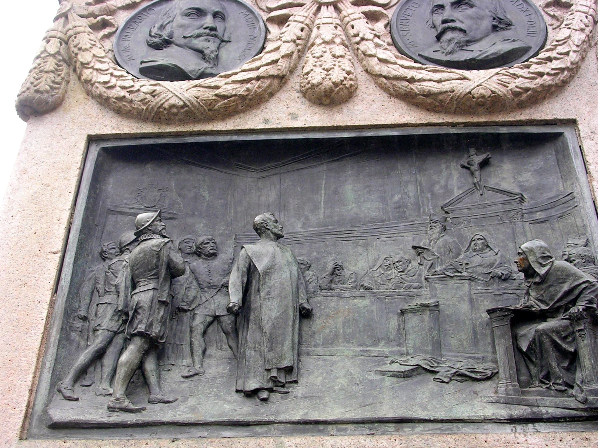Giordano Bruno, l'eretico impenitente.