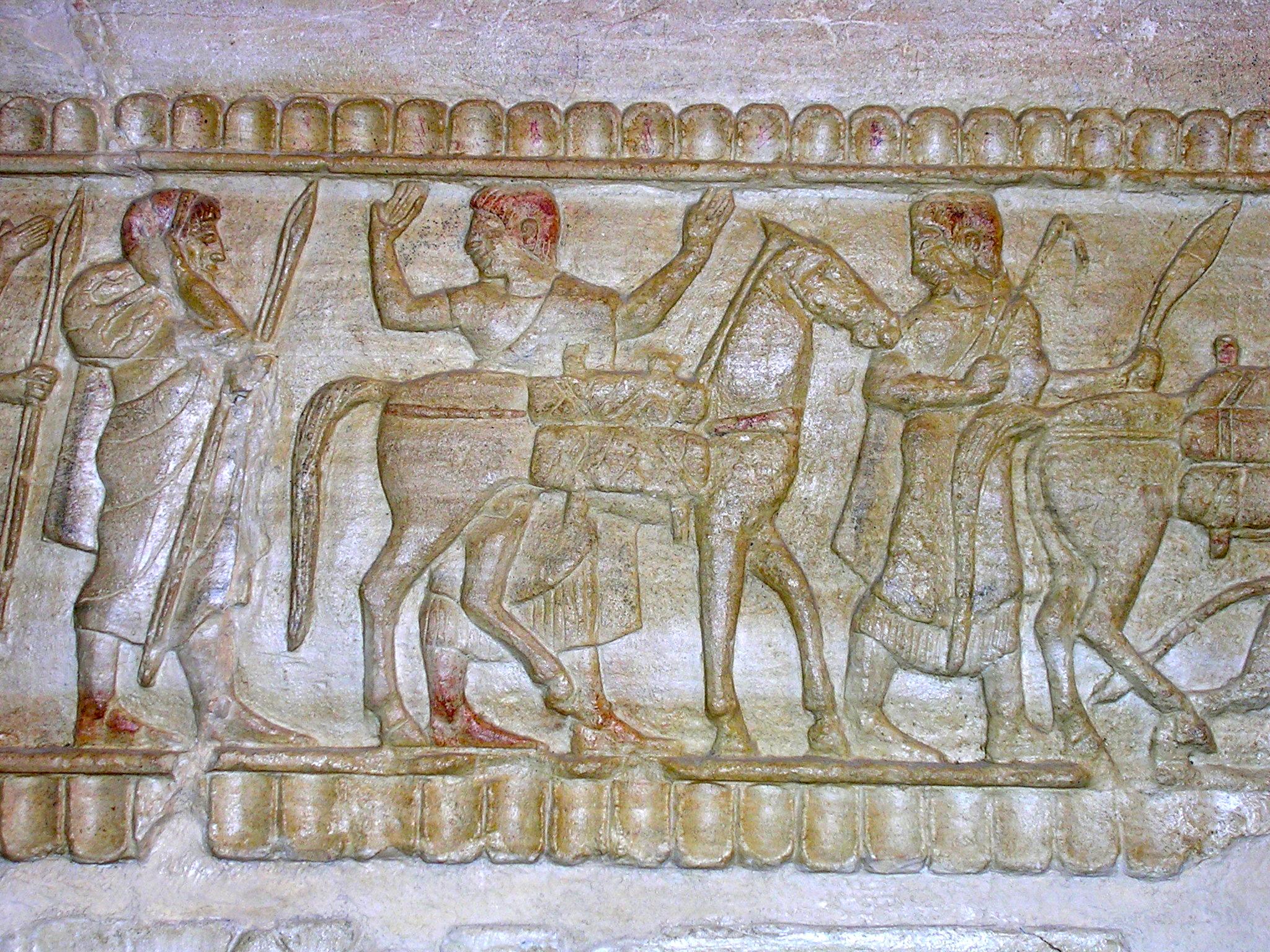 """""""Ver sacrum"""" sul sarcofago etrusco?"""