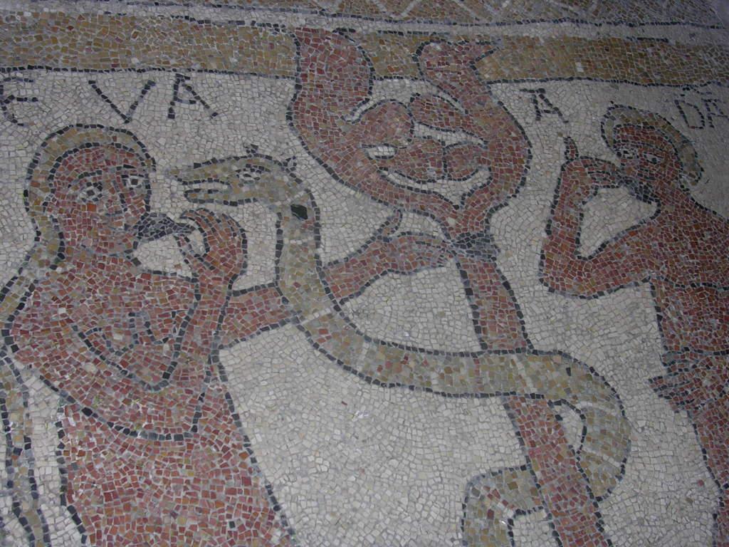 Eva e Adamo, il serpente e l'Albero paradisiaco