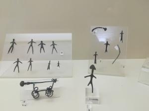 Bronzetti votivi dal museo di Gubbio