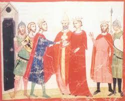 nozze di Isabella di Brienne e Federico II