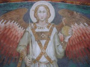 arcangelo con spada