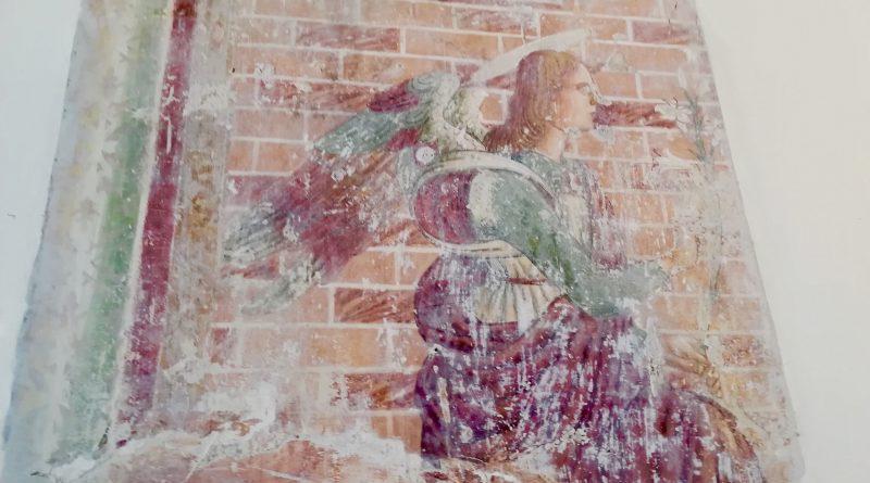 La scoperta dell'angelo della Ghea